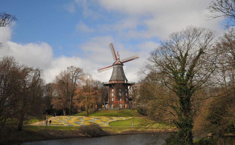 Bremen Windmühle (c) STADTBEKANNT Zander