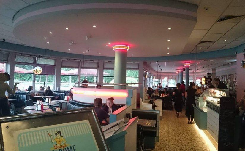 Daisy's Diner Innen (c) STADTBEKANNT