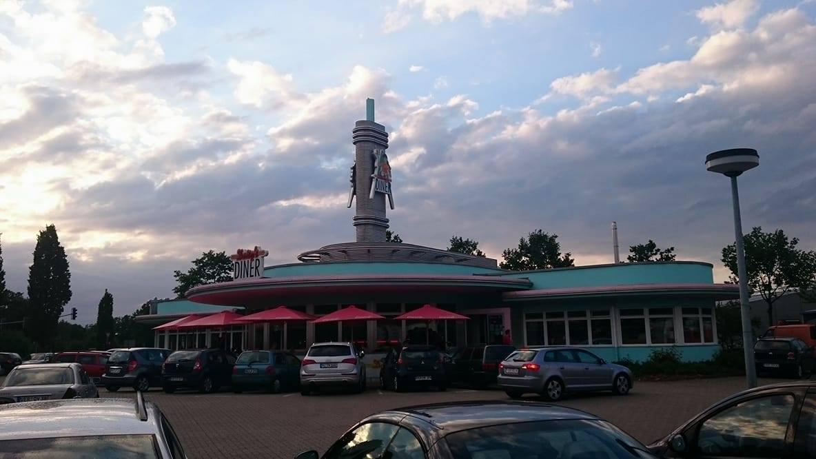 Daisy's Diner außen (c) STADTBEKANNT